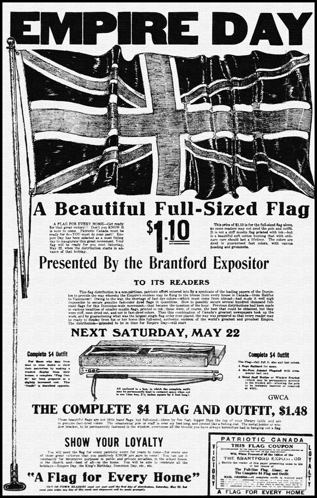 Empire Day 1915