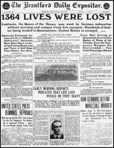 Brantford Expositor - May 8, 1915