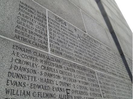 Brantford Cenotaph
